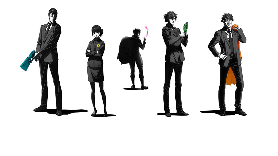 『PSYCHO-PASS サイコパス Sinners of the System Case.1 罪と罰 & Case.2 First Guardian PSYCHO-PASS Sinners of the System Case.1 & Case.2』