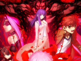 劇場版「Fate/stay night [Heaven's Feel]」Ⅱ.lost butterfly メイン