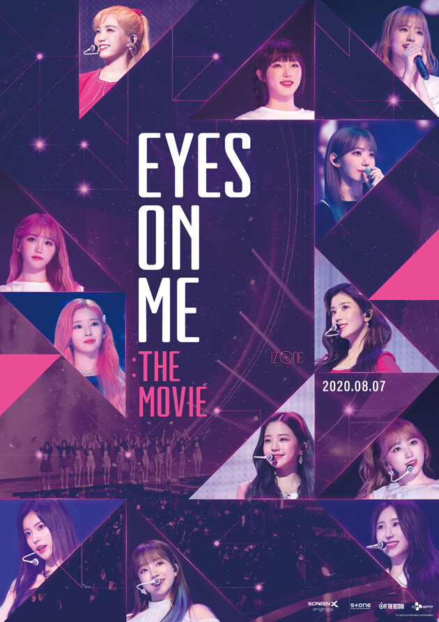 YES ON ME : THE MOVIE,画像