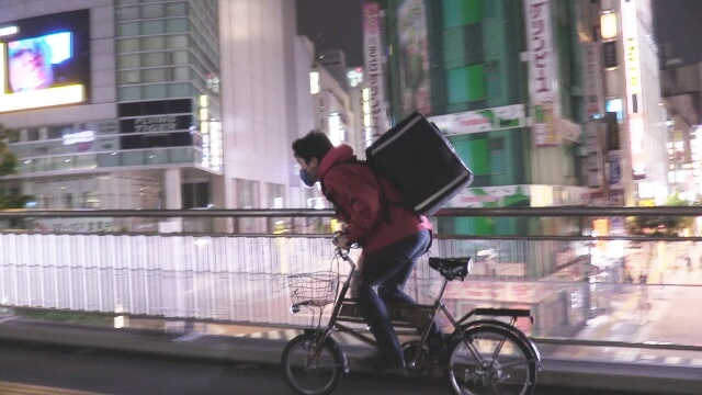 ドキュメンタリー映画『東京自転車節』